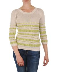 Marc O'polo - Ester Women's Jumper In Yellow - Lyst