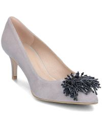 Gino Rossi - Dch830ag8002083000 Women's Court Shoes In Grey - Lyst