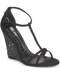 Magrit - Joaquina Women's Sandals In Black - Lyst