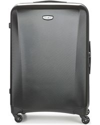 Samsonite - Ncs Klassik Spinner 75 Women's Hard Suitcase In Black - Lyst