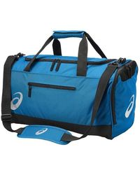 Asics - Tr Core Holdall M Men's Sports Bag In Blue - Lyst