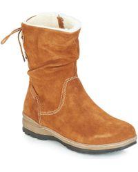 Wildflower - Kyrene Mid Boots - Lyst
