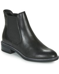 Tamaris Manisa Women's Mid Boots In Black