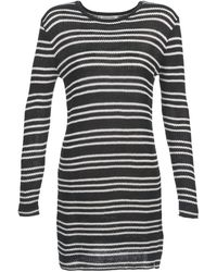 Volcom - On Track Women's Dress In Black - Lyst