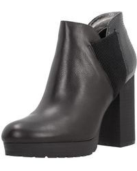 Lumberjack - Alanis Women's Low Ankle Boots In Black - Lyst