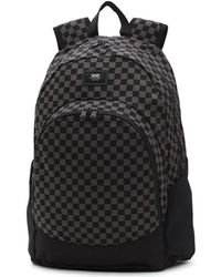 Vans | Mochila Van Doren Original Rucksack Women's Backpack In Black | Lyst