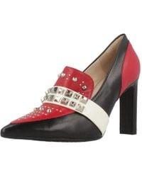 Lodi - Silen Women's Court Shoes In Red - Lyst