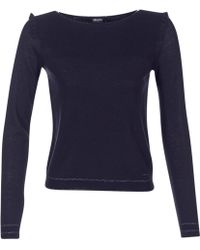 Armani Jeans - Jaudi Women's Jumper In Blue - Lyst