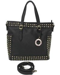 Loeds | Bolso Mujer Nina Polipiel Women's Handbags In Black | Lyst