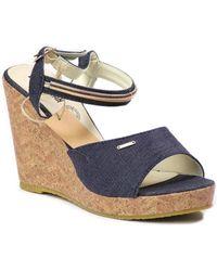 Big Star - U274472 Women's Sandals In Multicolour - Lyst