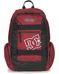 DC Shoes - The Breed Women's Backpack In Multicolour - Lyst
