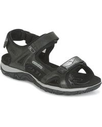 Allrounder By Mephisto - Larisa Women's Sandals In Black - Lyst