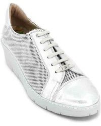 Hispanitas - Hv87001 Bora Bora Women's Shoes Women's Casual Shoes In Silver - Lyst
