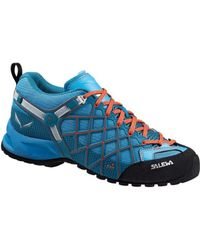 Salewa - Wildfire Vent Womens Women's Shoes (trainers) In Black - Lyst