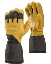 Black Diamond - Gants De Ski Guide Natural hommes Gants en jaune - Lyst