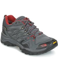 The North Face - Hedgehog Fastpack Mid Goretex Men's Walking Boots In Grey - Lyst