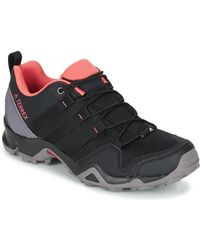 adidas Originals - Terrex Ax2r W Women's Walking Boots In Black - Lyst