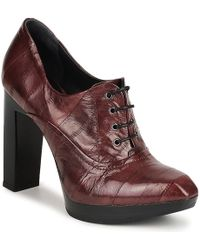Fabi - Fd9734 Women's Low Boots In Brown - Lyst
