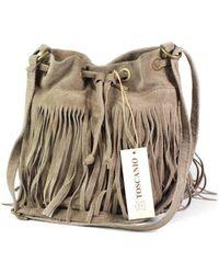 Toscanio - 988 Beż Women's Shoulder Bag In Beige - Lyst