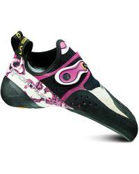 La Sportiva - Solution Womens Women's Shoes (trainers) In Black - Lyst