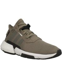 adidas - Pod-s3.1 Men s Shoes (trainers) In Green - Lyst f1c623855