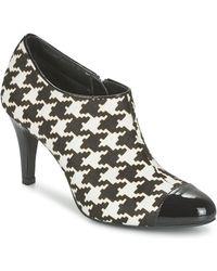 Lotus - Hana Women's Low Boots In Black - Lyst