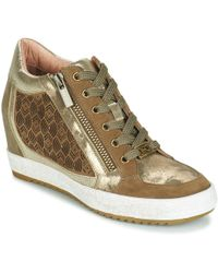 dce9c158f12e Tommy Hilfiger Fw0fw02763 Sneakers Women s Shoes (trainers) In Grey ...