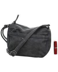 Tamaris - 2368172282 Men's Shoulder Bag In Grey - Lyst