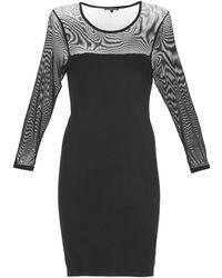 Best Mountain - Maxia Women's Dress In Black - Lyst