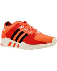 new style 2331e 19794 adidas - Equipment Support Pk Mens Shoes (trainers) In Orange - Lyst