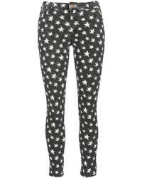 Moony Mood - Detoiles Women's Trousers In Black - Lyst