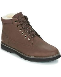 Quiksilver - Mission V M Boot Xccc Men's Mid Boots In Brown - Lyst