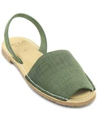 Ria Menorca - Rueda 27500 Women ́s Menorca Avarca Sandals Women's Sandals In Green - Lyst