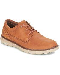 90076511c79084 Lyst - Chaussures à lacets Caterpillar homme à partir de 87 €