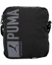 ae4032dfebd3 Puma Pioneer Portable Men s Messenger Bag In Blue in Blue for Men - Lyst