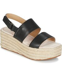 Marc O'polo - Gafilou Women's Sandals In Black - Lyst
