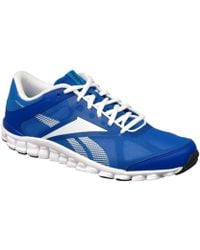 Reebok - Realflex Flight Men's Shoes (trainers) In Multicolour - Lyst