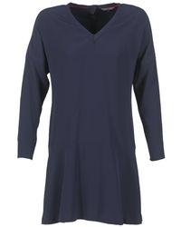 Tommy Hilfiger - Greta Women's Dress In Blue - Lyst
