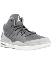 8a069a02130 Nike - Jordan Flight Tradition Men's Shoes (high-top Trainers) In Grey -