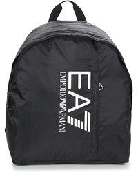 EA7 - Train Prime U Backpack B Women's Backpack In Multicolour - Lyst