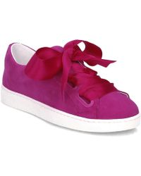 Gino Rossi - Yasu Women's Shoes (trainers) In Pink - Lyst