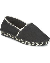 Paul & Joe - Galiera Women's Espadrilles / Casual Shoes In Black - Lyst