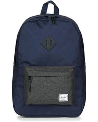 01503c73eae Herschel Supply Co. Heritage Midvolume Men s Backpack In Blue in ...