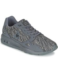 Le Coq Sportif - Lcs R900 Interstellar Jacquard Men's Shoes (trainers) In Grey - Lyst