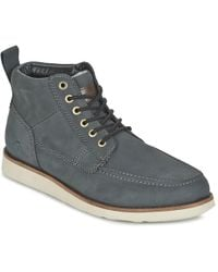 Quiksilver - Sheffield M Boot Xkkc Men's Mid Boots In Grey - Lyst