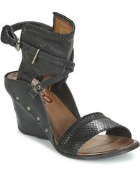 A.S.98 - Kokka Women's Sandals In Black - Lyst