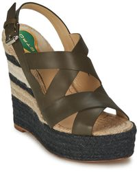 Etro - 3948 Women's Sandals In Brown - Lyst