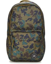 Converse - Edc Poly Backpack Women's Backpack In Green - Lyst
