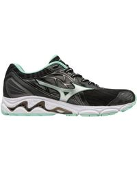 Mizuno - Wave Inspire 14 Women's Shoes (trainers) In Black - Lyst