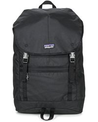 Patagonia - Arbor Classic Pack 25l Women s Backpack In Black - Lyst 1a01df3079